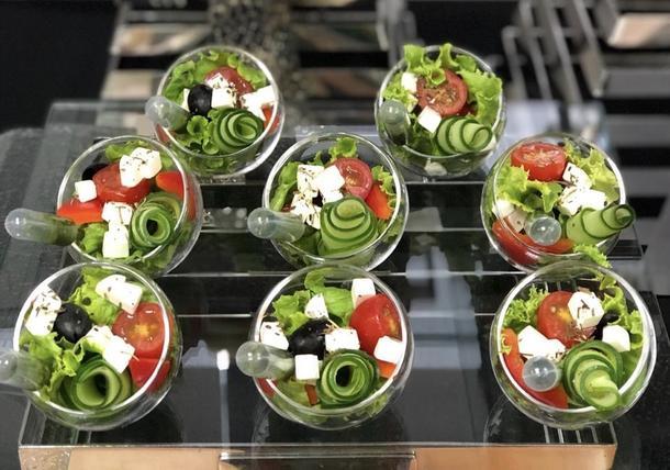 """Мини-салат """"Греческий"""""""